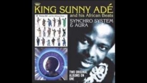 King Sunny Ade - Nigerian Challenge Cup